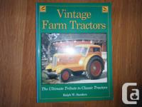 """""""Vintage Farm Tractors: The Ultimate Tribute to Classic"""