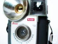 The Brownie Starmite camera was manufactured by the