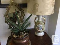 First Lamp has a French Country feel to it, original