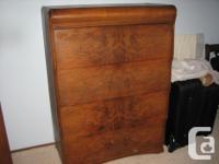 1. Lady's bedroom vintage style vanity from