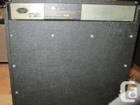 Ampli Marshall 60 bass, fait en angleterre dans les