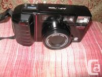 This Minolta AF-TELE Camera RARE VINTAGE This point and