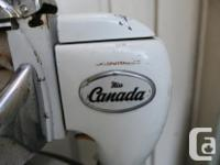 I have a lovely vintage washer. Not sure of working