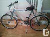 In great shape, tuned up by an experienced mechanic and