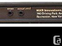 Vintage MXR Model 175-1 (186) Digital TIme Delay - Made