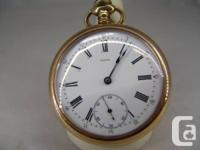 Movement : Manual winding Pocket watch !  Movement type