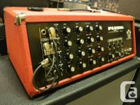 Great sounding amp. Here's some info: