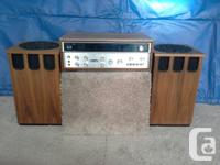 Would like to sell or trade my vintage Sansui 4 channel