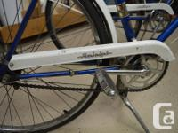 Vintage Raleigh Bicycles. Made in England. Mens and