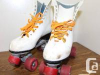 Roller skate  Gold medal Canada  80'a   Men's  Vintage