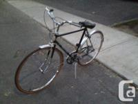 intage Sekine Medialle 5-speed bike 1974-75 Made in