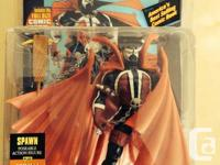 For sale is my Vintage Series #1, 1994, Spawn Action