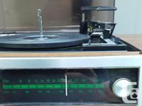 Vintage Sony Stereo System Model HP-168 Record player