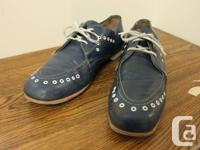 Sunbeam Bowling Shoes  Men's Vintage  Made in Canada