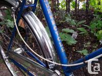 Vintage Supercycle 3 speed Cruiser with everything in