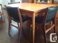 Table is in very good condition with a few spots where