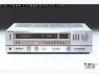 Technics SA-222 Receiver. It has been tested and
