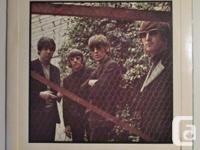 Vintage The Beatles 45 - I feel fine c/w She's a woman
