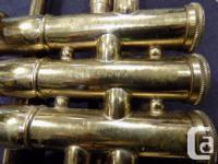 1950-1960's OLDS Ambassador Trumpet. Made in Fullerton