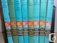 CLASSIC ANTIQUE CHILDREN' SERIES BOOKS Available For
