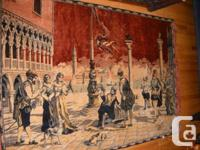This tapestry is just stunning, It is in excellent