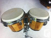 """6.5"""" diameter and 8"""" diameter, awesome sounding wooden"""