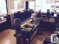 Come & check out Victoria's newest record store, Vinyl