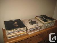 Approx 65 old records rock,blues ,r&b kinda stuff.