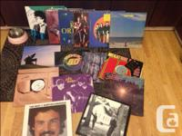 Bunch of records, great shape look to be from the 1970s