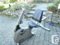 Here is a fitness bicycle in excellent shape. It is a