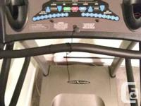 Vision Physical fitness Treadmill. Model T9200 (now the