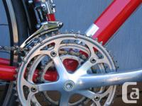 A Vitali sport touring bike in excellent condition, 52