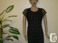 worn once, nice Designer Mini Dress, designer Vittoria