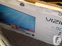 "VIZIO M502i-B1 50"" LED 1080p 240Hz SMART OPEN BOX ITEM"