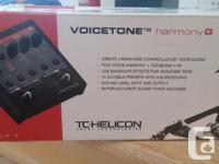model name / number: TC-Helicon Harmonizer Hi. This