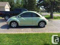 Make Volkswagen Model Beetle Year 2007 Colour Green