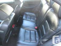 Safety and security  Motorist Air Bag Power Door Locks
