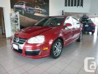 ON SALE AT $9995!  This 2006 Jetta TDI GLS is an