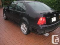 Make Volkswagen Model Jetta Sedan Year 2003 Colour