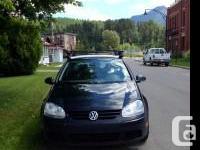 Fernie, BC. 2008 Volkswagen Rabbit Hatchback $13,500
