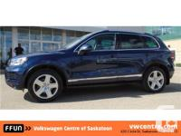 Make Volkswagen Model Touareg Year 2013 Colour Blue