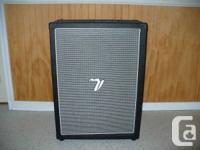 Voltage VB212 Guitar cab, like BRAND-NEW health