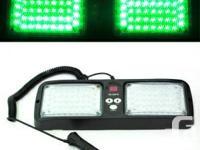 *Green Strobe Lights for Volunteer Fire Fighters*  18