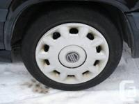 4 factory Volvo winter rims with caps solid and