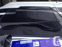 Volvo C30 sun shade kit -Brand new Clips on in a minute