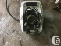 i have a volvo penta leg in excellent condition 1.61