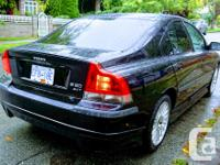 Make Volvo Model V60 Year 2003 Colour Black kms 204000