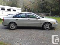 Make Volvo Year 2004 Colour Silver Trans Automatic kms