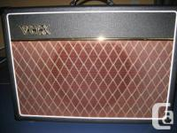 """Mint health condition Vox AC15-1 amplifier with a 12"""""""