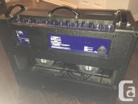 For sale - a Vox AC30VR 3-channel amp with a